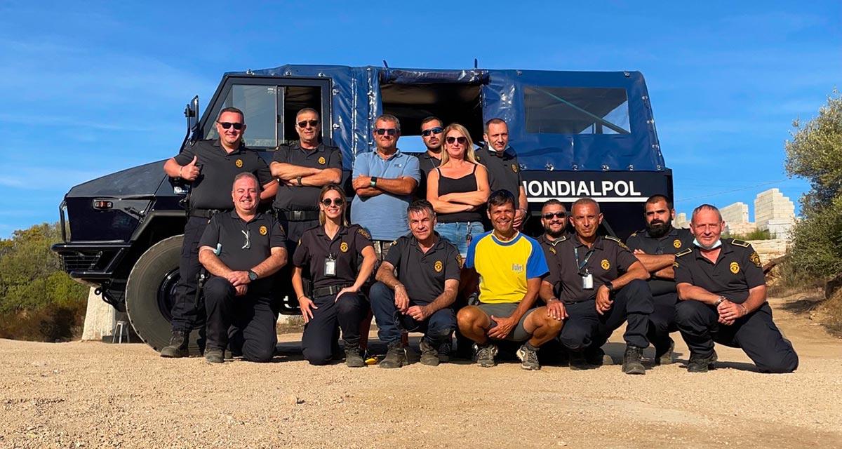 100° Corso di Tiro Dinamico in Sardegna 3
